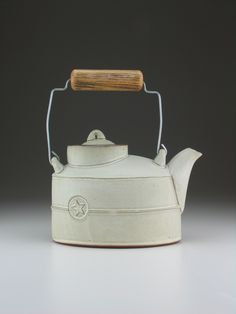 Sarah Pike   Pottery - pottery - teapots