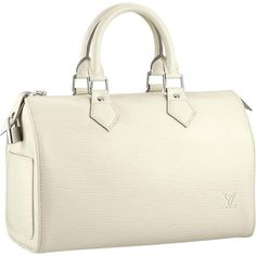 Louis Vuitton Speedy in Epi leather