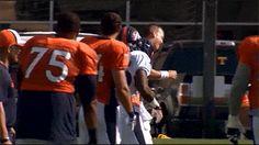 Peyton Manning rocking out to Rocky Top...