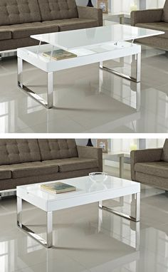 Lift Up Storage Coffee Table