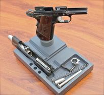 Weapon Work Stations from Present Arms LLC
