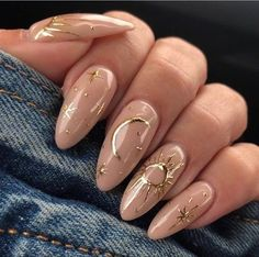 Sun Nails, Fire Nails, Hair And Nails, Perfect Nails, Gorgeous Nails, Pretty Nails, Best Acrylic Nails, Acrylic Nail Designs, Beach Nail Designs