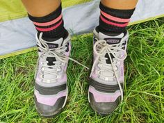 Make Your Feet Happy With Smartwool Merino Hiking Socks - Review #hiking #socks #walking #merino #merinowool #smartwool