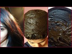 Try this henna hair mask to get super silky hair in No Time, also your hair will grow like never before Henna Hair Color, Henna Hair Dyes, Hair Color Dark, Dark Hair, Brown Hair, Henna Natural Hair, Natural Hair Styles, Henna Recipe, How To Make Henna