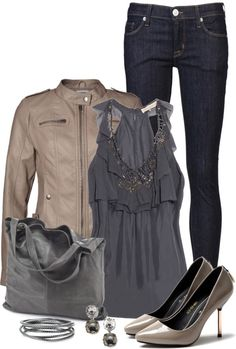 """Steel"" by qtpiekelso on Polyvore"