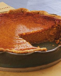 This delicious Roasted Sweet Potato Pie recipe uses premade refrigerated pie crust and homemade, roasted yams or sweet potatoes for an easy, sweet and savory pie that is the perfect Thanksgiving dessert. Get ingredients at Walmart.