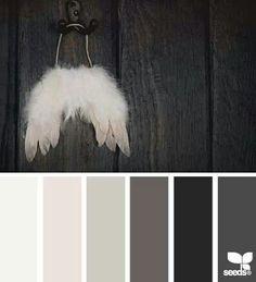 Mijn favoriete kleuren bij elkaar.