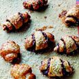 Rugelach recipe from The Mile End Cookbook - So good with the Eau de Vie fruit brandys!