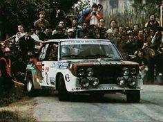 Fiat 131 Abarth Beguin Lenne 4 Regioni 81
