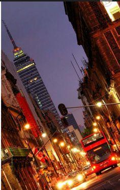 Torre  Latinoamericana de la Ciudad  de México!!!!!