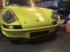 Porsche 911 RSR Outlaw 3.6 Stance CAE German Classics