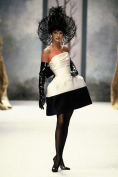 Collection Chanel Haute Couture Automne-Hiver 1991