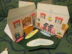 hallmark Doll House card - Google Search