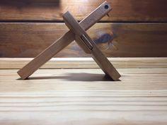 Homemade carpenter GRAMIL. Wood gramil. 1