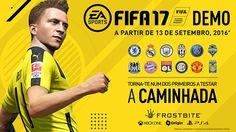 EA SPORTS FIFA 17: Demo já está disponível para Xbox One, PlayStation 4 e PC