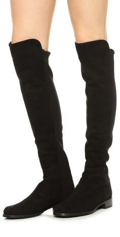 5050 Stretch Suede Boots. Designer BootsStuart Weitzman ... 67f43baf9a34