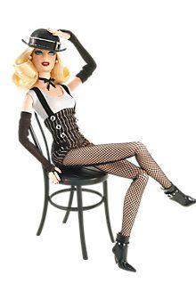 <em>Cabaret Dancer</em> Barbie® Doll