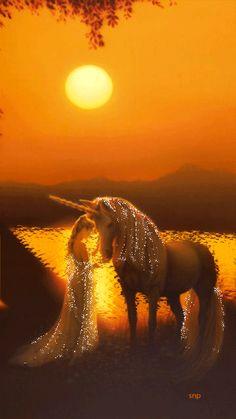 The healing power of Unicorn Unicorn And Fairies, Unicorn Fantasy, Unicorns And Mermaids, Unicorn Art, Magical Unicorn, Beautiful Unicorn, Beautiful Fantasy Art, Beautiful Horses, Magical Creatures