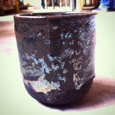 ▲ Cielo Estrellado ▲ #VioArtStudio #raku #diseñomexicano #pottery #experimental