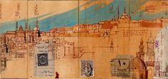 faravelli-2008-Egitto-Vista-sul-Cairo-dalla-citta-dei-morti