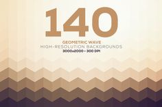 Geometric Wave - Background Pack by Remus Corcaci on Creative Market