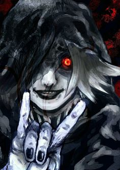 Tokyo Ghoul :re Sediou  Credits to the artist