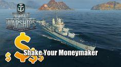 World of Warships - Shake Your Moneymaker