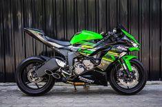 Motorcycle Shorty GP SLIPON Exhaust Muffler For 2009-2012 Ninja ZX-6R ZX6R ZX6