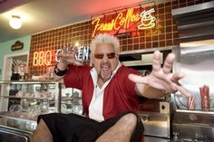 Diners, Drive-ins and Dives, Food Network