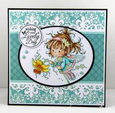 Whimsy Inspirations Blog: Daphne