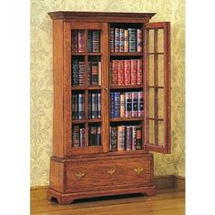 Minimum World 40052 - Chippendale Bookcase Kit