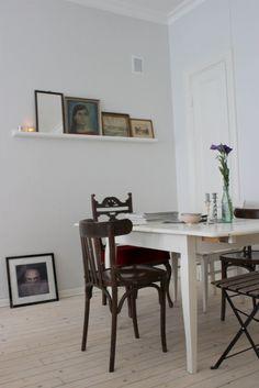 kitchen table via Sanctuary