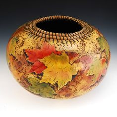 Gourd Art by Claudia