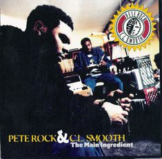 pete rock and cl smooth | pete rock and cl smooth the main ingredient