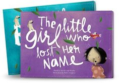 Personalized name book!  $29.99