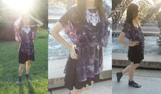 DIY Tutorial: Easy Breezy Cover-Up - College Fashion