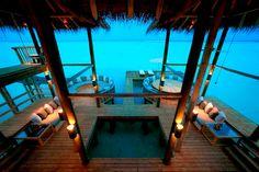 Beach House over the Sea, Fiji