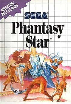 1988. This was the first RPG I played -- really the game that made me get into gaming.