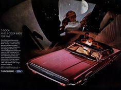 Ford Thunderbird generation, first version Chevrolet Monte Carlo, Chevrolet Corvette, Chrysler Cordoba, Oldsmobile Toronado, Ford Torino, Pontiac Grand Prix, Buick Riviera, Cadillac Eldorado, Stop Light