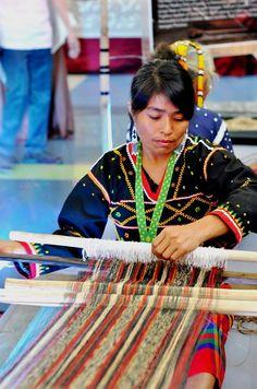 Exhibition Photos - Blaans for Gawad sa Manlilikha ng Bayan Tribal Community, Philippines Culture, Headdress, Woven Fabric, Contemporary Design, Couture, Sari, Creative, America