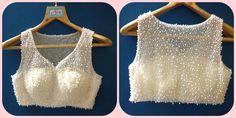 Ideal for Parsi garas Blouse Patterns, Blouse Designs, Bridesmaid Saree, Princess Cut, Saree Blouse, Indian Wear, Party Wear, Crochet Top, Tassels