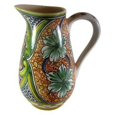 I pinned this Alhambra 15th Century Pitcher from the Casafina event at Joss and Main!