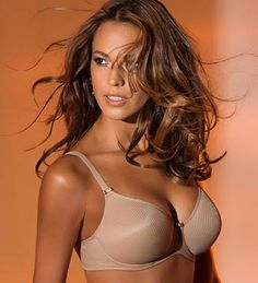 d7a16464b9e8e Conturelle Perfect Feeling Daily Light Molded Cup Bra - nickel-free  hypoallergenic Free Things