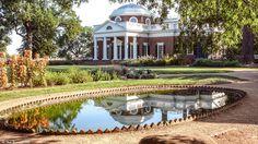 Monticello Thomas Jefferson House