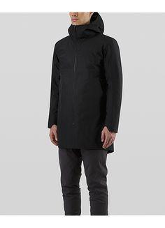 Monitor Coat Men's Soot - ARC'TERYX VEILANCE