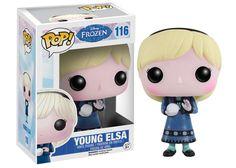 Pop! Disney: Frozen - Young Elsa   Funko