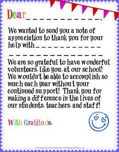 Volunteer appreciation in your parent teacher group are you doing volunteer appreciation in your parent teacher group are you doing enough pta parents and teacher thecheapjerseys Gallery