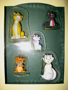 disney storybook collection ornaments - aristocats