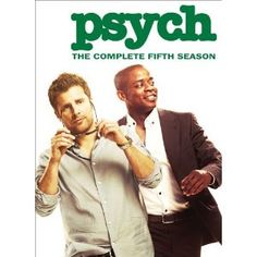 Psych: The Complete Fifth Season (owned)