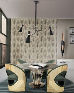 Get to know DelightFULL's USA Ready to Ship lamps! #contemporarylighting, #moderndesign, #interiordécor